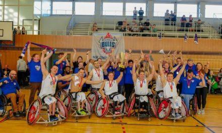 Rollstuhlsporttag