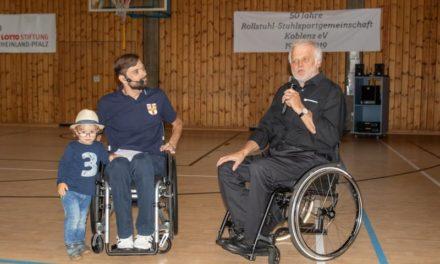 Jubiläumsfeier der RSG Koblenz