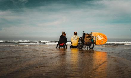 Barrierefreier Surftrip für Alle