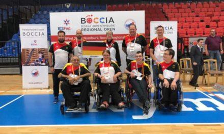 BC1 und BC2 Spieler absolvieren Turnier in Tschechien
