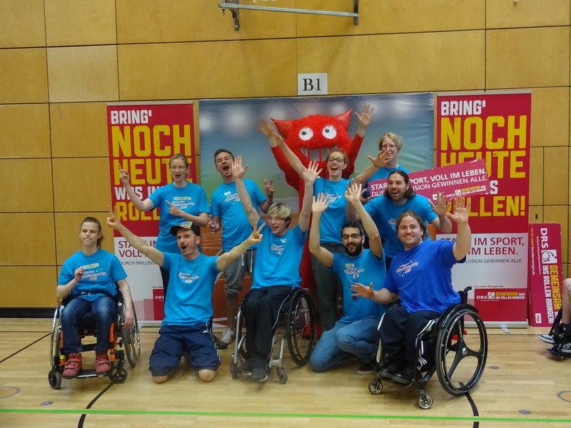 Wheel Soccer Cup in Berlin feierte 10-jähriges Jubiläum