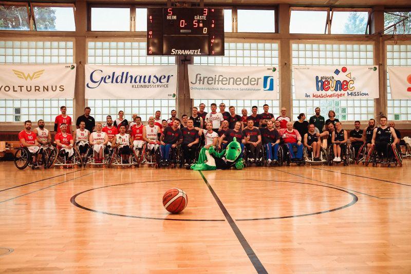 Iguanaclash: Rollstuhlbasketballfest verbindet!