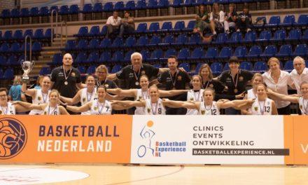 Deutsche Damen lösen Halbfinal- und Paralympics-Ticket