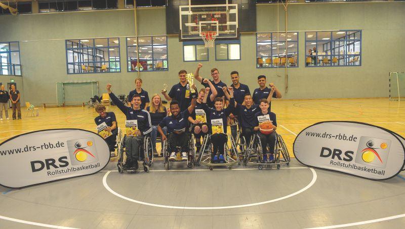 Team Hessen verteidigt Titel