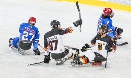 Para-Eishockey-WM: Zweiter Sieg in Folge