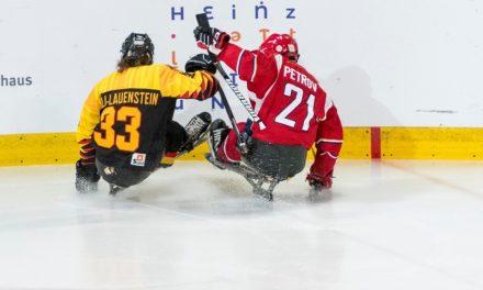 Para Eishockey: Heim-WM auf Platz vier beendet