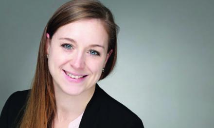 DRS begrüßt Christina Hankamer