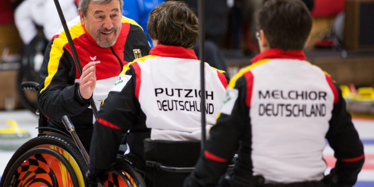 """Rollstuhlcurling B-WM: """"Alles ist möglich und nichts ist unmöglich"""""""