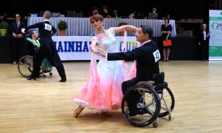 Para-Sport-Premiere in Bonn gestartet: 2019 World Para Dance Sport Championships