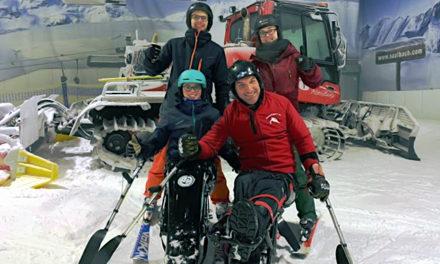 2. DRS-Skitreff: Zum Nikolaustag auf die Bretter