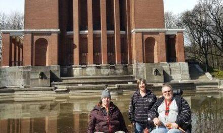 Hamburg-Touren speziell für Rollstuhlfahrer