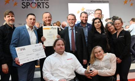 """Pfeffersport gewinnt den """"Großen Stern des Sports"""""""