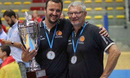 U23 Co-Trainer Benny Ryklin verkündet Abschied