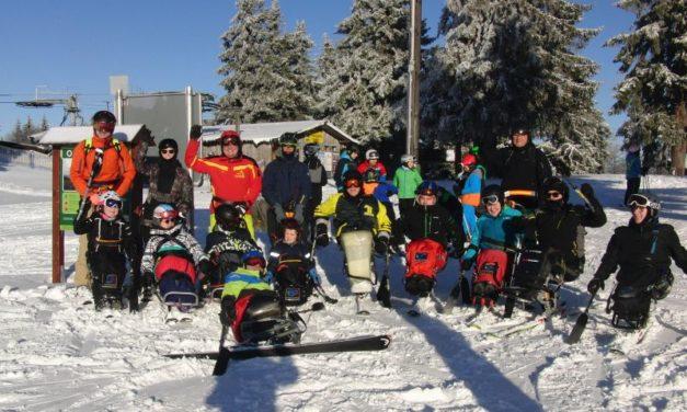 Auf Skiern ins neue Jahr