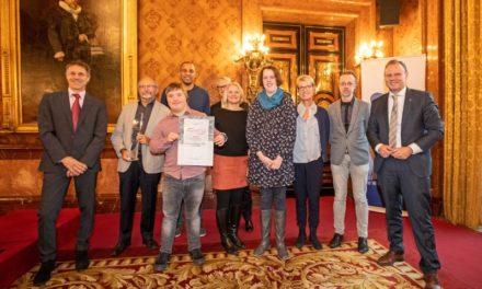 SV Eidelstedt erhält Werner-Otto-Preis 2020