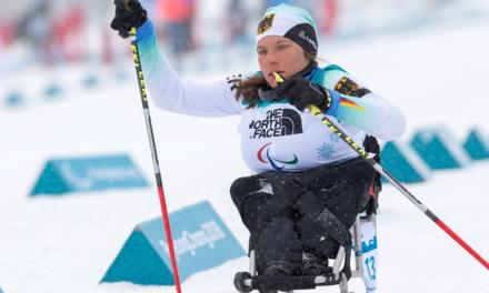 Anja Wicker als Sportlerin des Monats nominiert