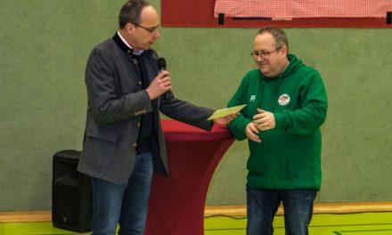 Mainhatten Skywheelers nehmen Staatsminister Peter Beuth in ihre Hall of Fame auf
