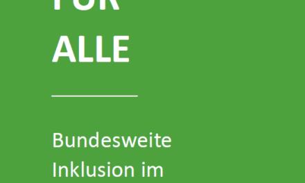 """Aktion Mensch unterstützt """"Tennis für Alle"""""""