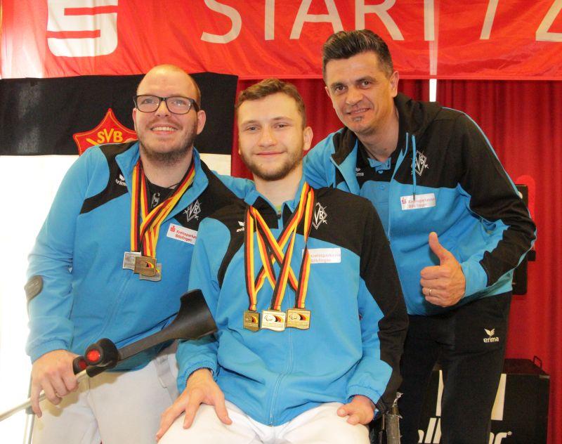 Tim Widmaier & Maurice Schmidt auf Medaillenjagd