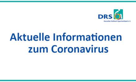 update: Absage aller DRS-Veranstaltungen bis 31.07.2020