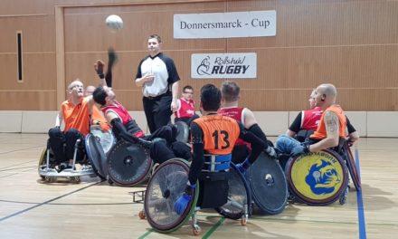 Heidelberg Lions gewinnen 11. Donnersmarck Cup