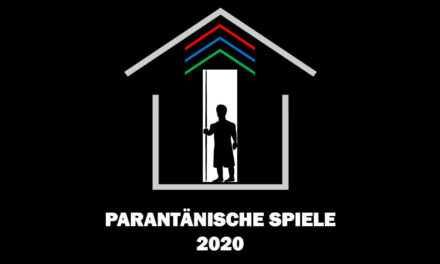 """#wirbleibenzuhause: Mathias Mester ruft """"Parantänische Spiele"""" aus"""