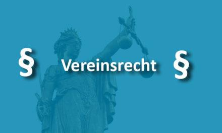 Bundestag beschließt Vereinfachungen im Vereinsrecht