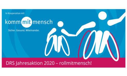 Wir fahren nach Berlin, zum German Paralympic Media Award