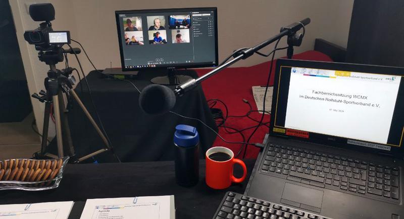 DRS-Fachbereiche setzen auf Videokonferenzen