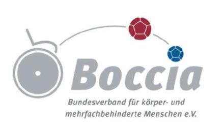 """Zum Vormerken: Online-Seminar """"Grundlagen des Boccia-Sports"""""""