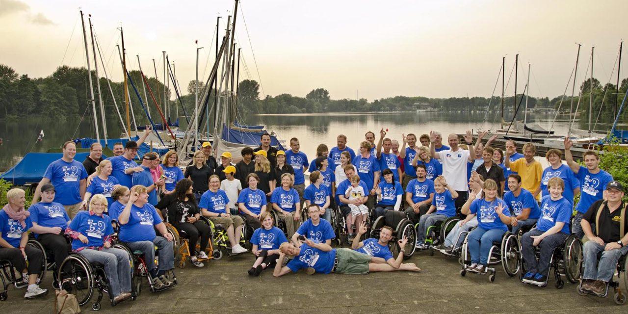 """""""LET'S GET WET"""" – Wassersportkurs 2012 in Duisburg ein voller Erfolg"""