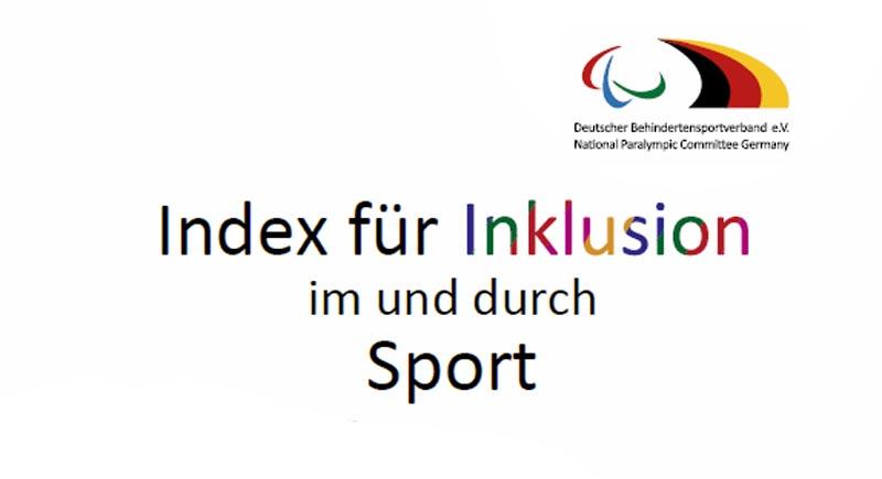 Index für Inklusion im und durch Sport