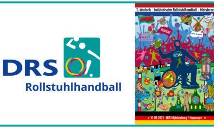Offizielles DRS-Regelwerk für Rollstuhlhandball verfügbar