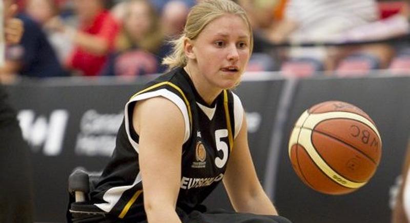 Rollstuhlbasketballerin Laura Fürst wird Sportlerin des Jahres