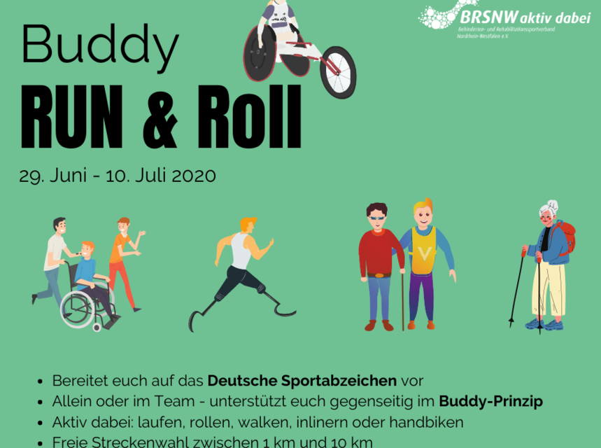 Buddy-Run & Roll