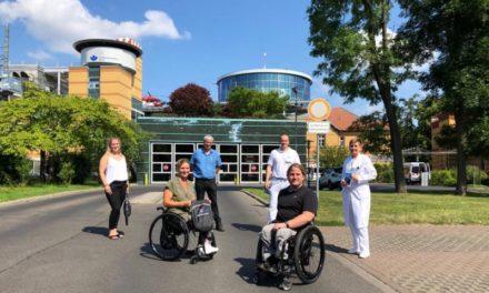 Neue Impulse für richtige Mobilität bei Querschnittlähmung