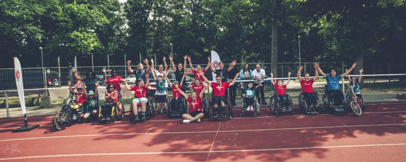 Stuttgart-Lauf goes online – und die Rollikids der Wheelers waren dabei