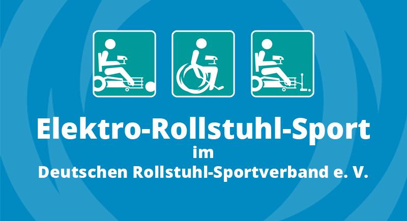 News aus dem DRS-Fachbereich Elektro-Rollstuhl-Sport: