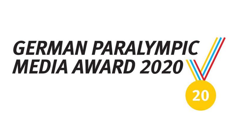 German Paralympic Media Award 2020