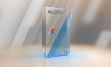 German Paralympic Media Award zum 20. Mal verliehen