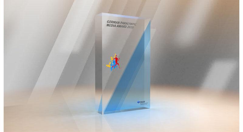 Größter deutscher Medienpreis im Bereich Behindertensport