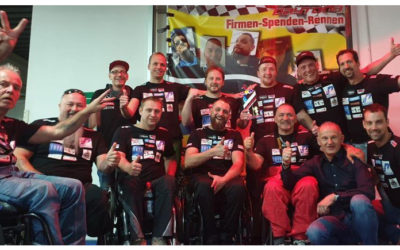 DRS begrüßt neue Rollstuhlsportgruppe