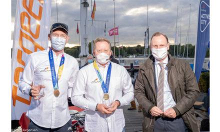 WM im inklusiven Segeln – Premiere auf der Außenalster in Hamburg