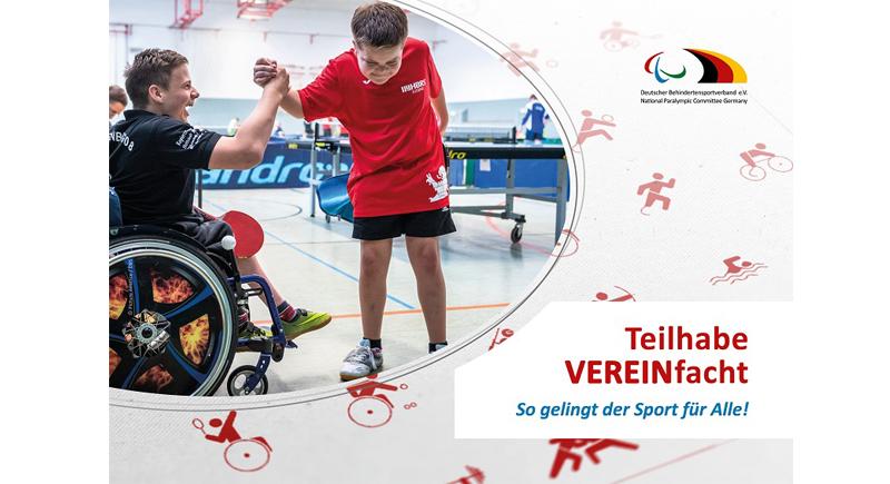 DBS gibt «neues» Handbuch Behindertensport heraus