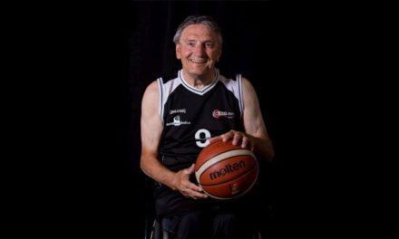 Heute feiert Norbert Weinrauter, ehemaliger Rollstuhlbasketball-Nationalspieler, Geburtstag