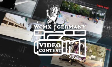 Voller Erfolg des WCMX germany Video Contest 2021