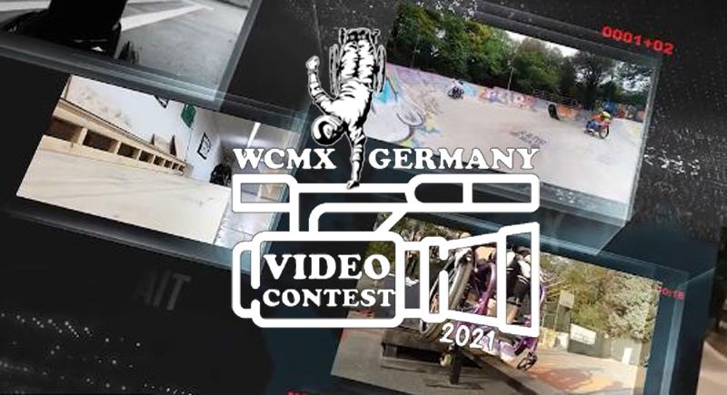 Voller Erfolg des WCMX germany Video Contest 2021