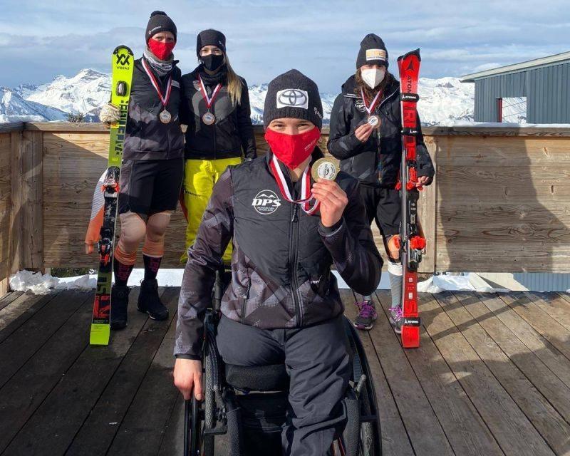 Para Ski alpin – Weltcup-Auftakt in der Schweiz