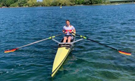 Ex-Triathletin Amalia Sedlmayr meldet sich als Sportlerin zurück