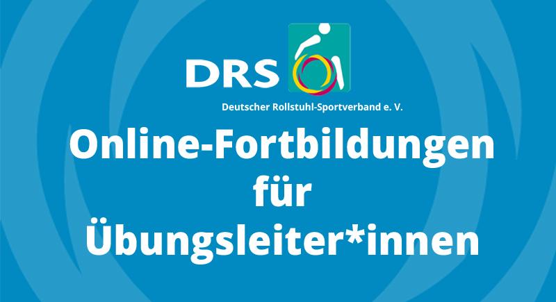DRS startet Online-Fortbildungsreihe